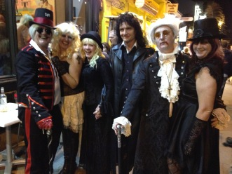 Whitby Goth Weekend, Jules Brown