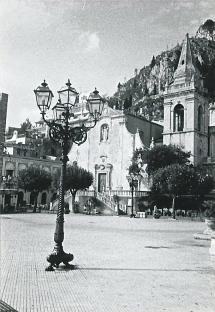Taormina, Sicily, Jules Brown