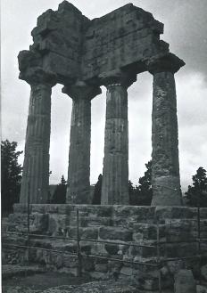 Agrigento, Sicily, Jules Brown