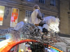 New Year's Eve, Newcastle, Jules Brown