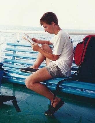 Brindisi-Patras ferry, Greece
