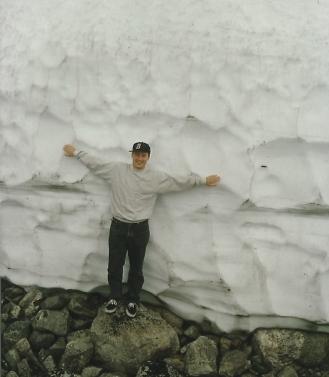 Glacier, Norway