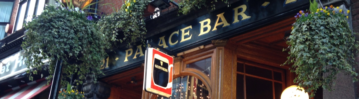 The best pubs in Dublin – Sláinte!