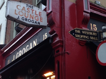 Grogan's, aka the Castle Lounge