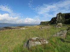 Isle of Arran view