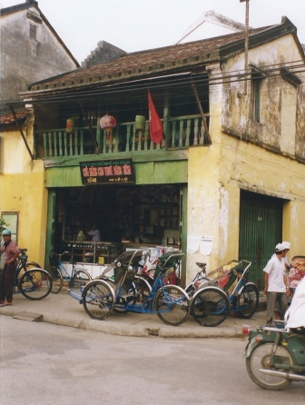 Bike shop, Hanoi
