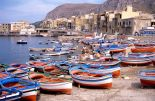A fishing village for a nice friendly shout in  Sicilian