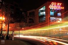 Go by Streetcar, Ian Sane