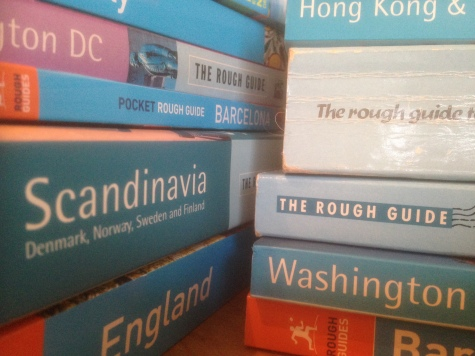 My Rough Guides, Jules Brown