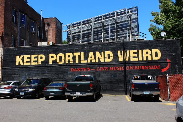 Keep Portland Weird, Richard Gunton
