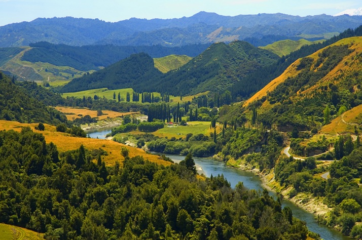 Whanganui River, image by James Shook