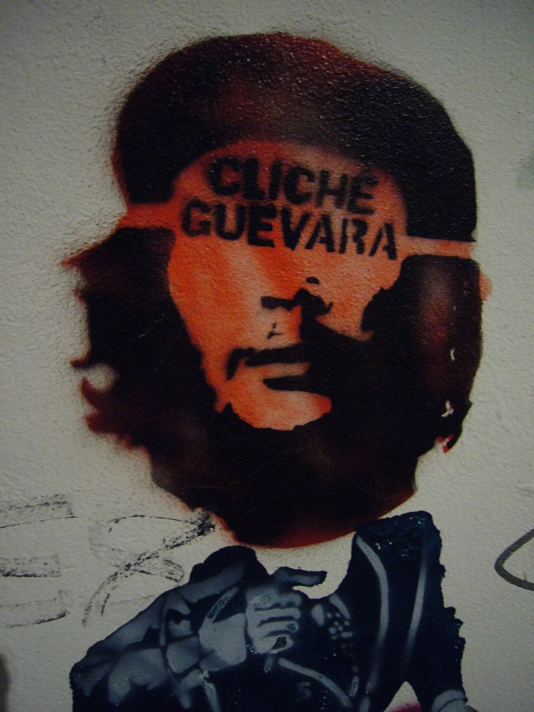 Cliche Guevara, Jonas Bengtsson