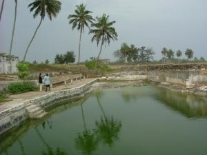 Takoradi Sports Club, the old swimming pool