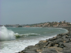 Takoradi-Sekondi coast