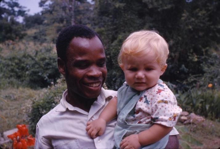 Jules at home in Takoradi