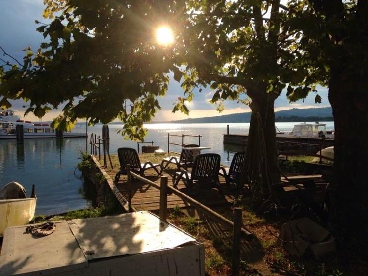 Lago Trasimeno, Glynis Charlton