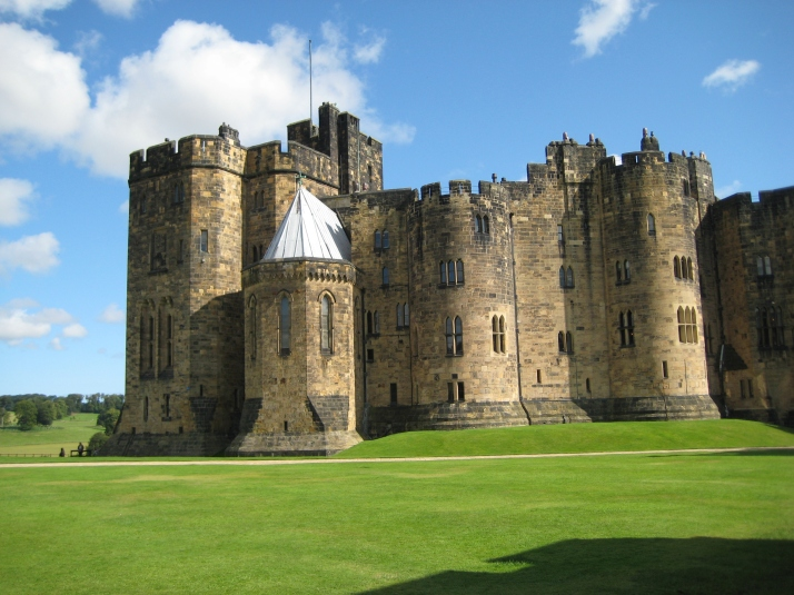 Alnwick Castle, Fiona James