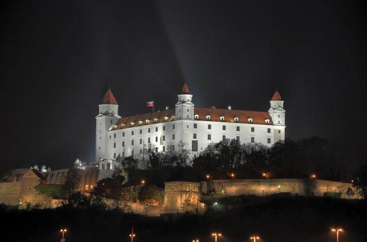 Bratislava? So they say