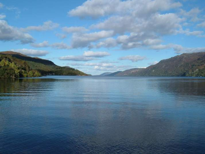 Loch Ness, Dave Connor