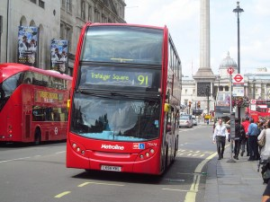 London Bus 91, David Holt