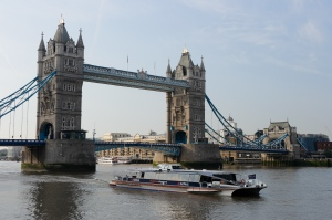 Thames Clipper, James Blunt