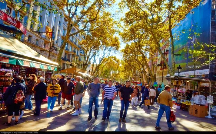 Barcelona, Moyan Brenn