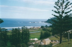 Norfolk Island panorama