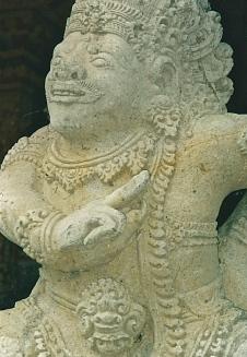 Temple carvings, Pejang