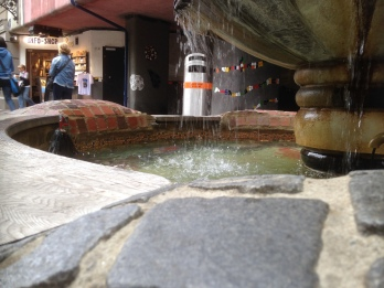 Decorative fountain