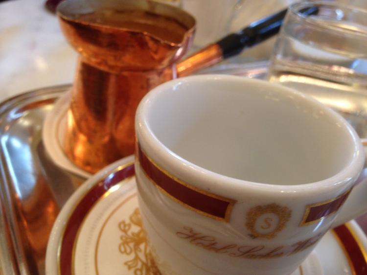 Cafe Sacher, Vienna