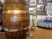 Lindisfarne mead, Holy Island