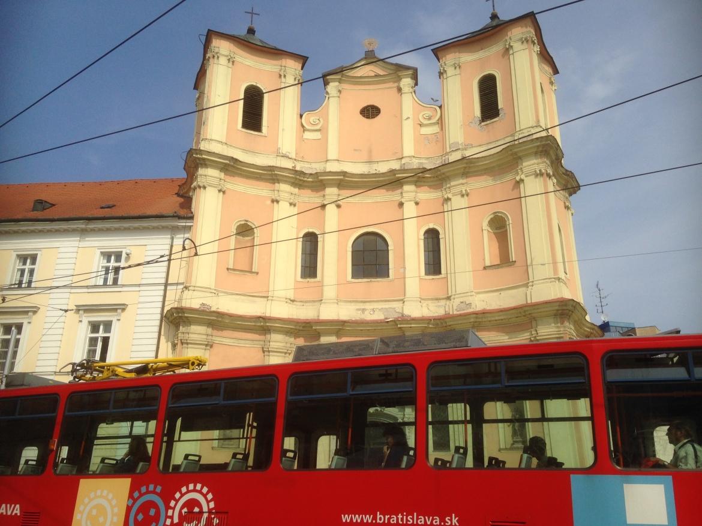 Bratislava in aday