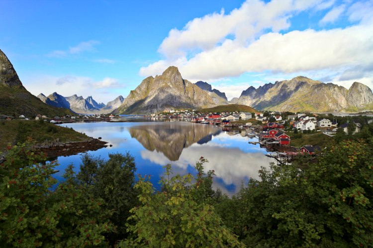 Lofoten Islands, David Wilkinson