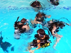Aquasports Scuba Center, Jose Kevo