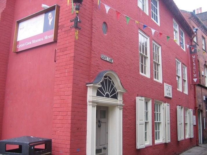Captain Cook Memorial Museum, Whitby