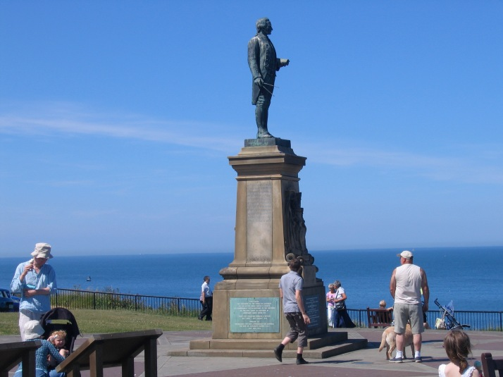 Captain Cook Monument, Whitby