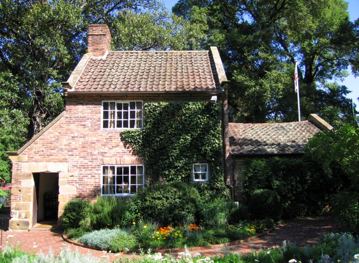 Cooks Cottage, Melbourne, Jerry Ray
