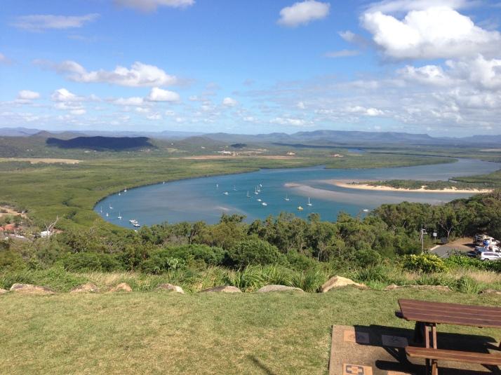 Cooktown harbour, Doug Beckers