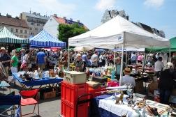 Flohmarkt am Wiener Naschmarkt, Marco Verch
