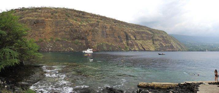 Kealakekua Bay, Captain Cook, Big Island, Hawaii, United States