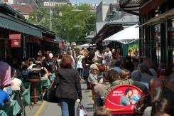 Naschmarkt, Cha ja Jose