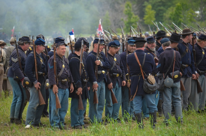 Civil War soldiers, Virginia, m01229