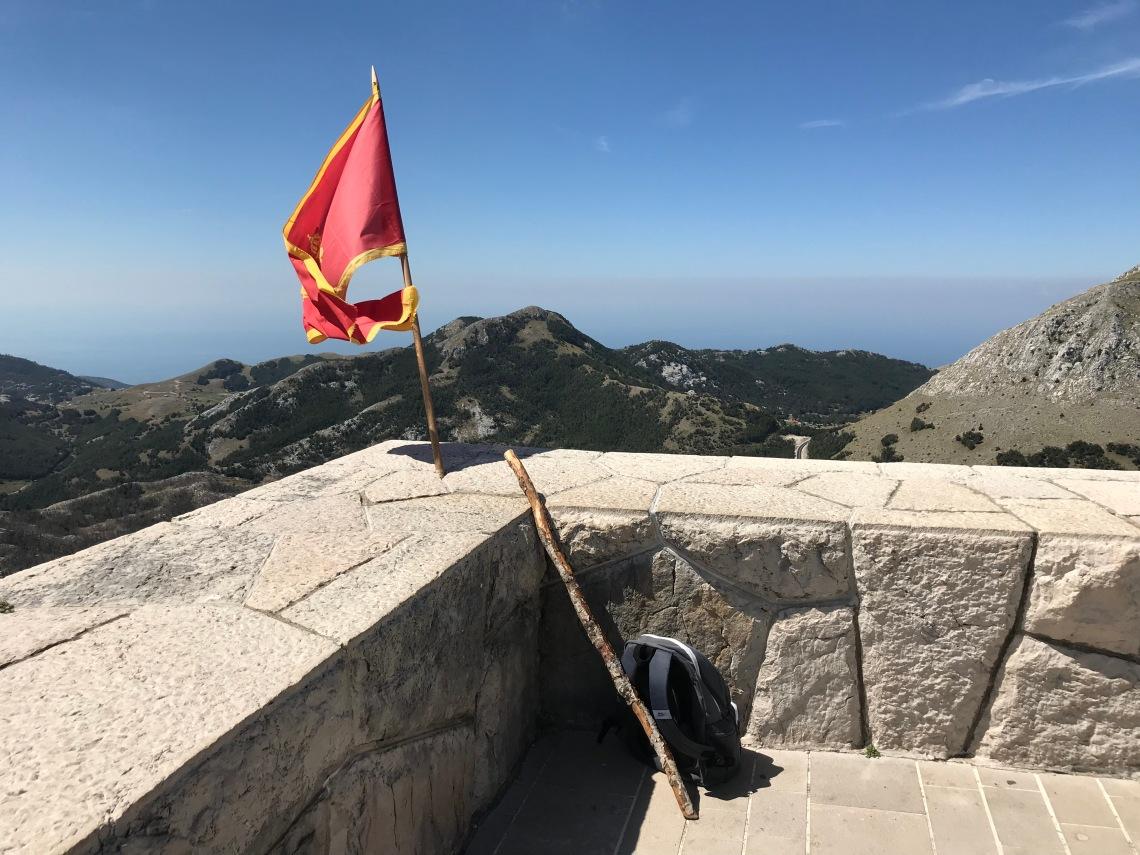 Mount Jezerski Montenegro
