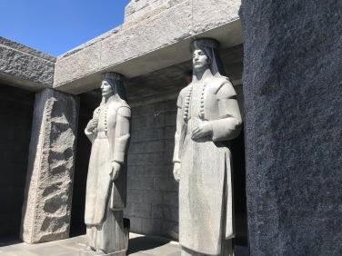 Njegoš mausoleum Lovcen National Park